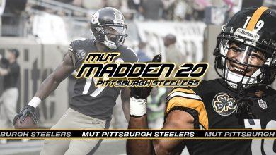Photo of Madden 20 Ultimate Team: las mejores cartas de los Pittsburgh Steelers para comprar en MUT – Mean Joe Greene, Juju y más