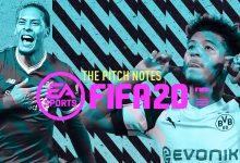 Photo of * ACTUALIZADO * FIFA 20 Pitch Notes: conectividad en línea mejorada – parche Division Rivals