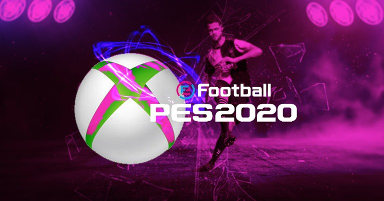 * BREAKING * ¡PES 2020 llega a Xbox Game Pass!