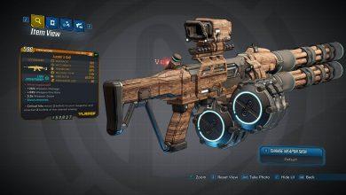 Cómo obtener el rifle de asalto de llamada de Lucian - Borderlands 3