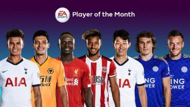 Photo of FIFA 20: Nominación POTM de noviembre de la Premier League