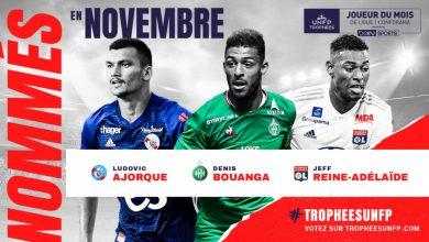 FIFA 20: Nominación POTM de noviembre de la Ligue 1 Conforama