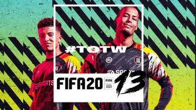 Photo of FIFA 20 Ultimate Team: TOTW 13 anunciado: Varane, Mane, Depay y más