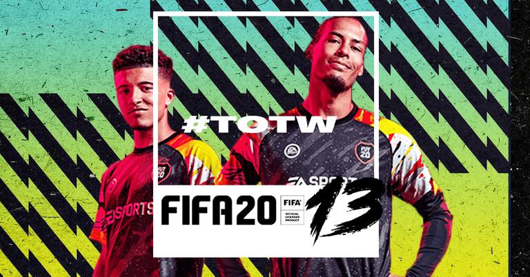 FIFA 20: Predicción TOTW 13 (último equipo de la semana 13) - Messi, Kane, Mbappe y más
