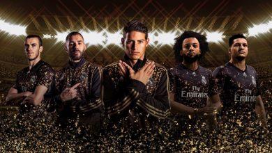 FIFA 20: Presentación de la cuarta equipación adidas del Real Madrid