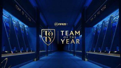 FIFA 20: TOTY - Votos del Equipo Oficial del Año abiertos