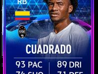 FIFA 20 Ultimate Team: TOTT Juan Cuadrado Reseña completa - La oferta de 30k SBC
