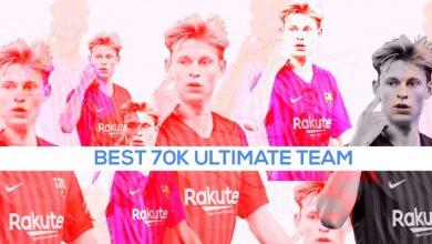 Photo of FIFA 20 Ultimate Team: el mejor equipo de 70k: De Jong, Dembele, Fekir y más