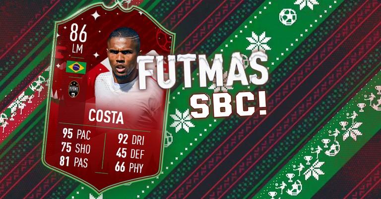 FIFA 20 Ultimate Team: reseña completa de FUTmas Douglas Costa