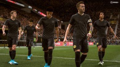 FIFA 20: cuarto kit del Borussia Dortmund disponible