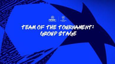 FIFA 20: la fase de grupos del equipo de torneos TOTGS llegará el 6 de diciembre