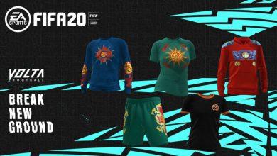 FIFA 20: nuevo contenido disponible en la tienda Volta Football
