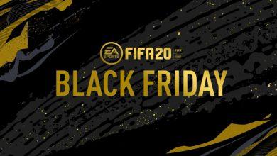 FIFA 20: nuevos objetivos semanales temáticos del Black Friday disponibles