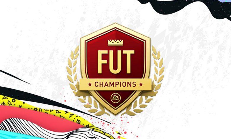 FIFA 20: se extendió la Liga FUT Champions Weekend el 20 de diciembre