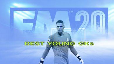 Football Manager 2020: Mejores Jóvenes Porteros (GK) para firmar - Ederson, Kepa y más