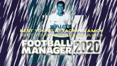 Football Manager 2020: los 10 mejores centrocampistas centrales de ataque (AMC) para firmar - Alli, Lo Celso y más