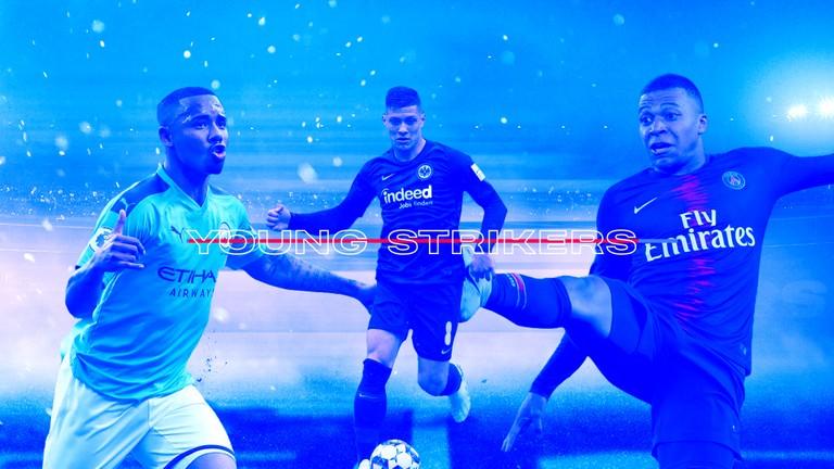 Football Manager 2020: los mejores jóvenes delanteros (ST) para fichar: Mbappe, Jesus, Jovic y más