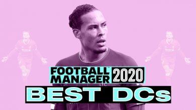 Football Manager 2020: todos los mejores centrales (DC) para fichar - van Dijk, Ramos y más