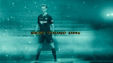 Football Manager 2020: todos los mejores jóvenes centrocampistas defensivos (DM) para firmar: De Jong, Neves y más