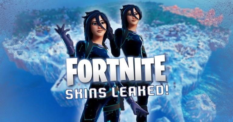 Fortnite: ¡Todas las pieles navideñas filtradas!