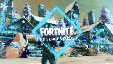 Fortnite: All Winterfest 2019 Rewards - Temas de Star Wars y Navidad