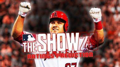 MLB The Show 20: Predicciones de calificaciones de jugadores: Mike Trout, Christian Yelich, Gerrit Cole y más