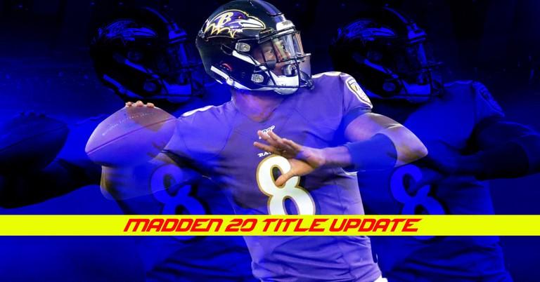 Madden 20: cambios en las habilidades de Playbooks y Jugadores en vivo: la nueva actualización del título de diciembre está disponible