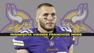 Madden 20: objetivos comerciales del modo de franquicia de los Vikingos de Minnesota, necesidades de reclutamiento y movimientos de la lista para ganar el Super Bowl
