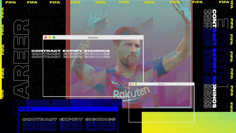 Modo Carrera FIFA 20: Todos los mejores fichajes de vencimiento de contrato que finalizan en 2021: Messi, Agüero, Pogba y más