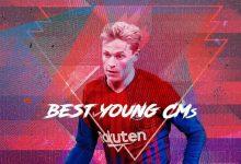 Modo Carrera FIFA 20: los 10 mejores centrocampistas centrales jóvenes (CM) para firmar: De Jong, Arthur, Aouar y más