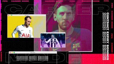 Modo Carrera FIFA 20: los mejores fichajes de vencimiento de contrato que finalizan en 2020 (primera temporada) - Eriksen, Silva, Chiellini y más