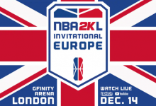 NBA 2K20: el equipo TKTV gana la NBA 2K League European Invitational en el Gfinity Arena de Londres