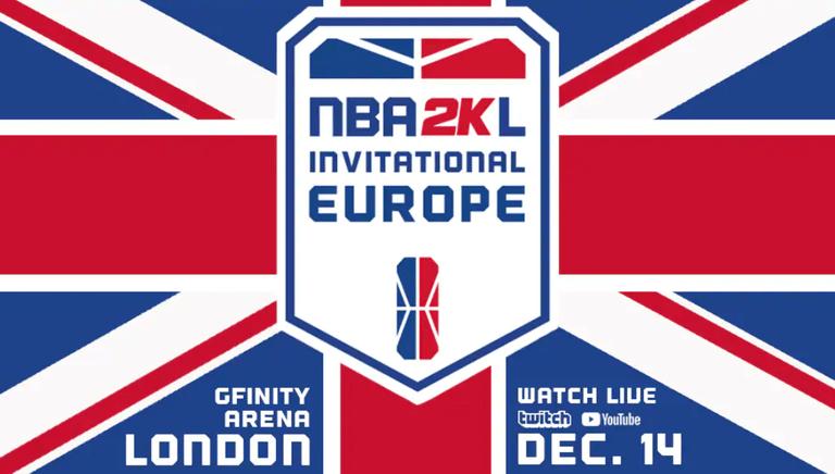 NBA 2K20: el equipo TKTV gana la NBA 2K League European Invitational en el Gfinity Arena de Londres