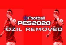 Photo of PES 2020 Mobile: Mesut Ozil eliminado de varios juegos de Konami en China