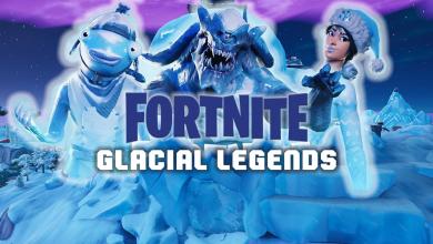 Photo of Paquete Fortnite Glacial Legends: precio, fecha de lanzamiento, máscaras y más.