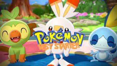 Pokemon Sword and Shield: ¿Cuál es el mejor Pokémon inicial?
