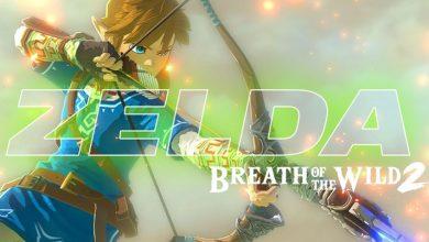 The Legend of Zelda: Breath of the Wild 2 podría lanzarse ya en 2020