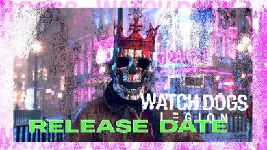 Watch Dogs Legion: Fecha de lanzamiento