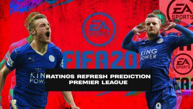 Photo of FIFA 20 Ultimate Team: clasificaciones de la Premier League Actualizar predicciones – Vardy, Abraham y más