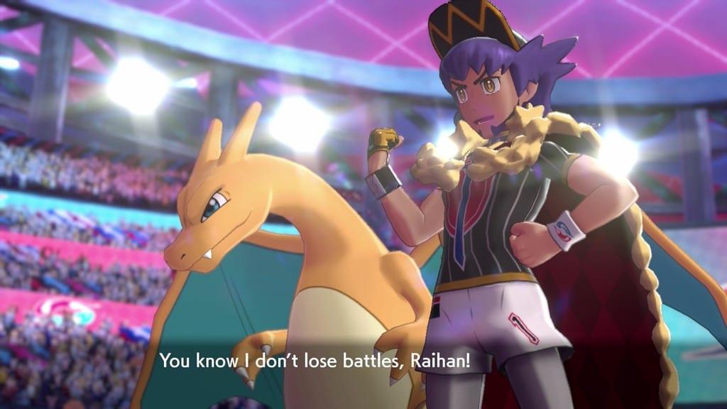 espada y escudo de pokemon, cosas que hacer después de vencer, torre de batalla, después del juego, final del juego