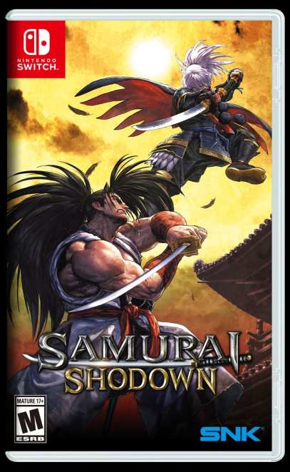 Samurai Shodown (11)