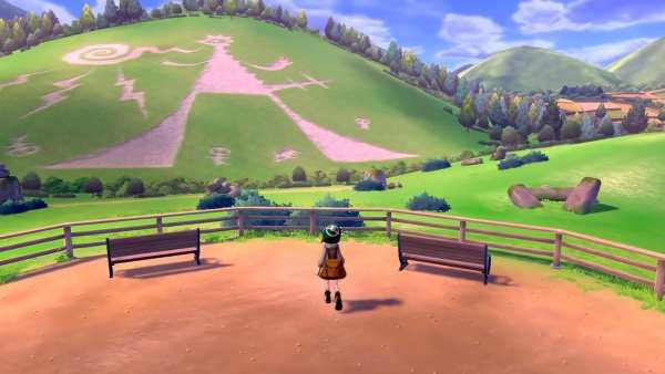 Revisar el & # 39; pokemon espada y escudo, twinfinite