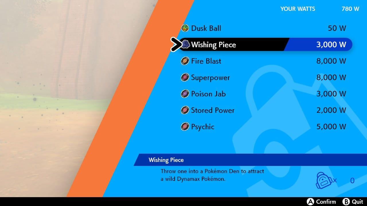espada de pokemon que desea monedas, escudo de pokemon que desea monedas