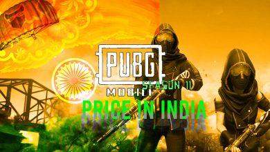 Photo of Pase Royale de la temporada 11 de PUBG Mobile: precio en India, armas, atuendos, recompensas y más