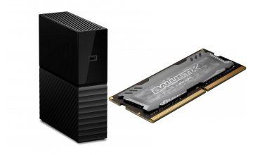 Photo of Disco duro externo con 8 TB y RAM para laptop con descuento en Amazon