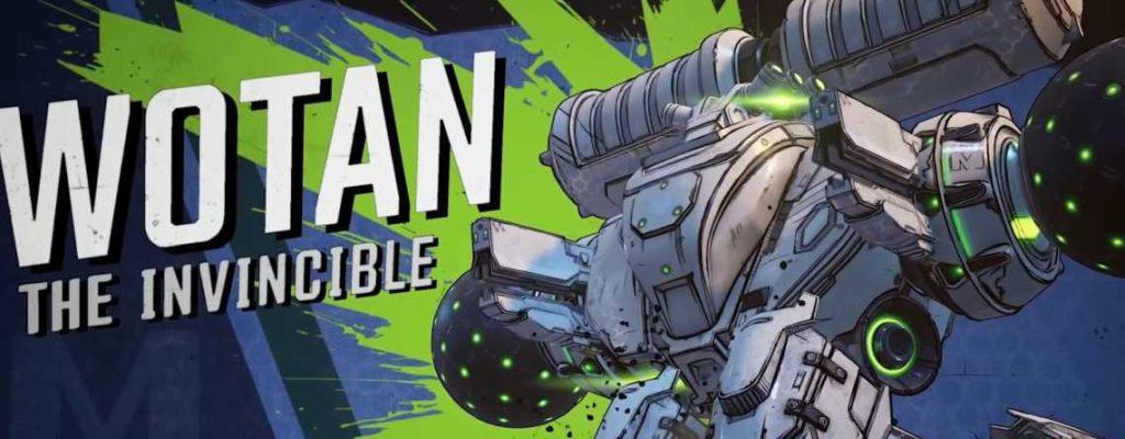 Borderlands 3 Wotan el título invencible