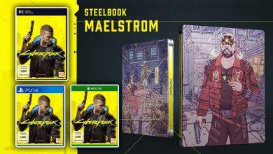 Photo of Reserva Cyberpunk 2077 y asegura un Steelbook gratuito de Maelstrom
