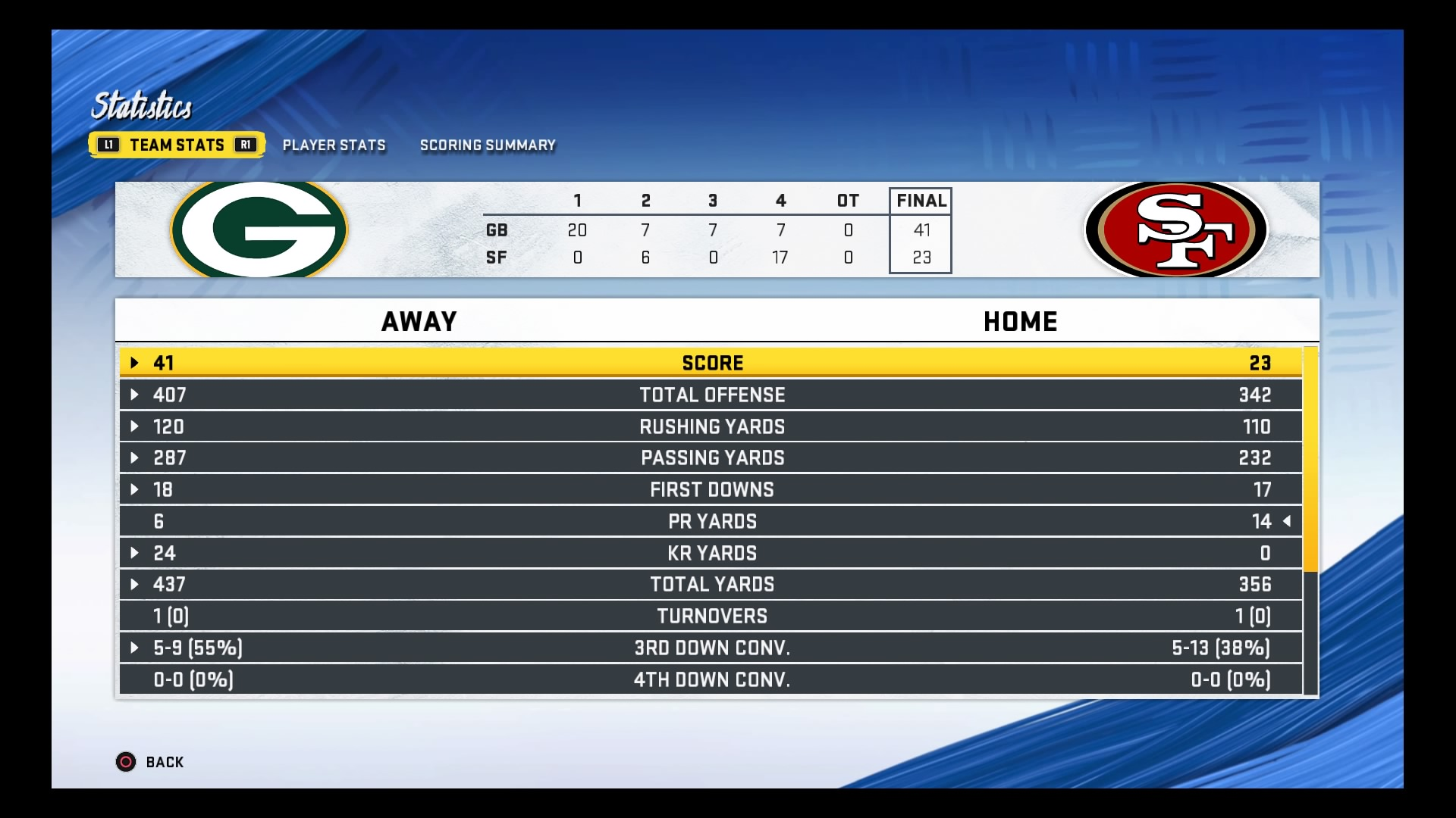 gb-packers-sf-49ers-madden-20-nfl-playoffs