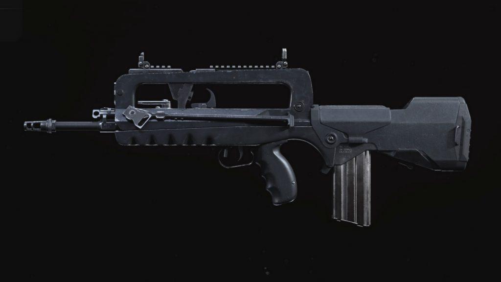 bacalao armas de guerra modernas FR 5.56