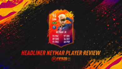 Photo of FIFA 20 Ultimate Team: 94 Neymar Headliner Player Review